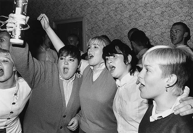 Британские субкультуры 1970-1990-х годов