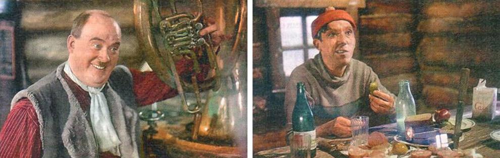7. В это время успешную троицу «попробовал переманить» Эльдар Рязанов — он снял её в комедии «Дайте