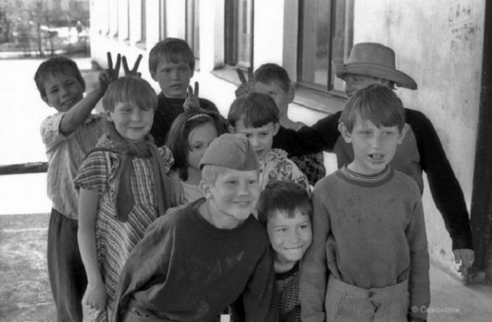 Беззаботное детство времен СССР. СССР, Новокузнецк, 11 мая 1987 года.   10. Женский хор