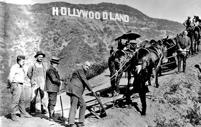 Hollywood: фабрика грез (1 фото)
