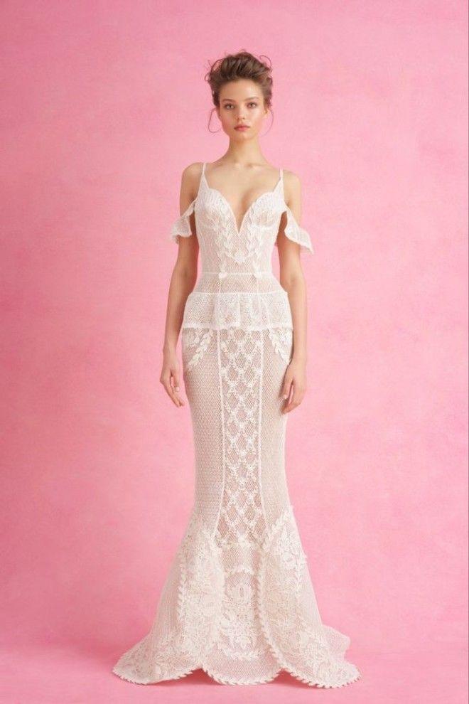 Мода от кутюр: 13 идей для свадебных платьев