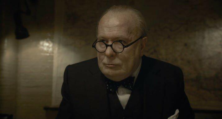 Лучший актер — Гари Олдман (роль Уинстона Черчилля в фильме «Темные времена»).