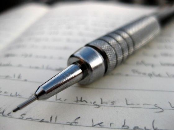 Про космическую ручку и карандаш