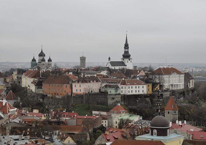 Таллин,  Toompea_2010