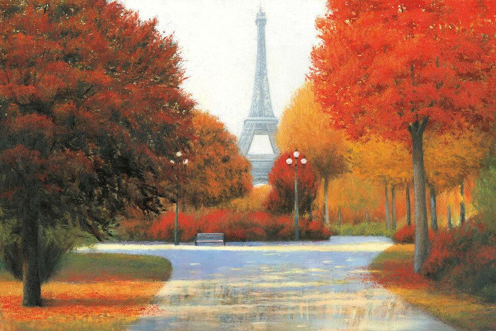 предстала картинки осень в париже красивые никто