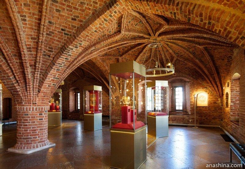 Главный зал Владычной палаты, Великий Новгород