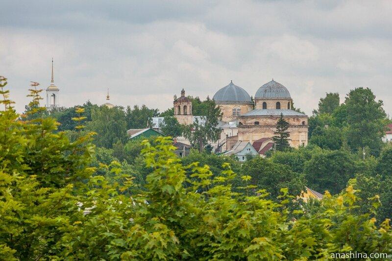 Бывший Воскресенский монастырь, Торжок