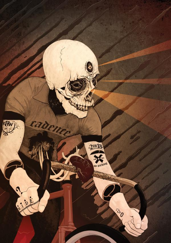 Illustrator - Matt Williams aka Uberkraaft