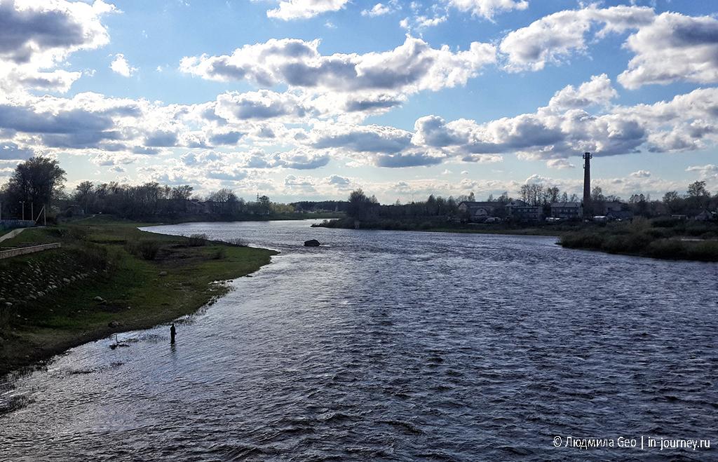 река Великая фото