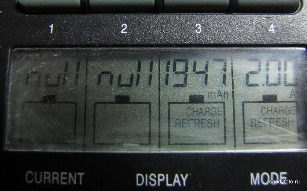 Обзор зарядного устройства Technoline BC700