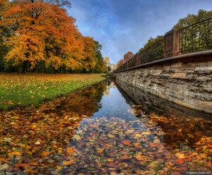 ... Осенняя симметрия ...