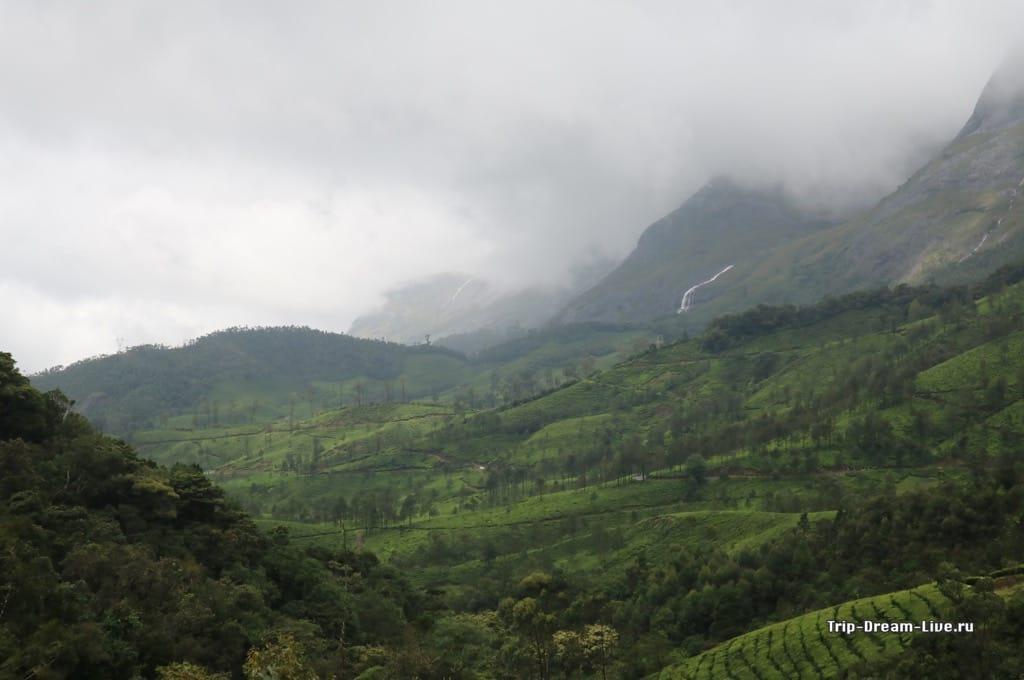 Вид на гору Анаимунди
