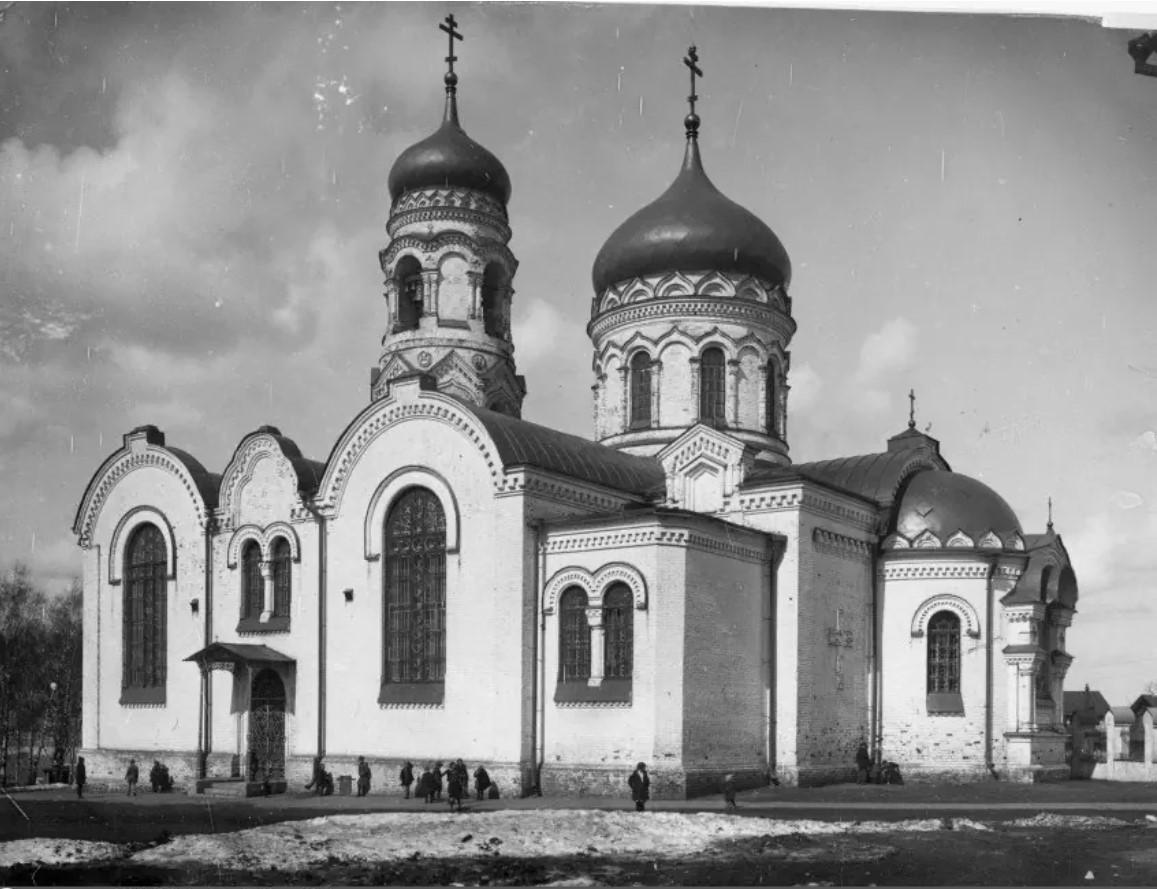 Церковь Воскресения Христова в Ямской слободе