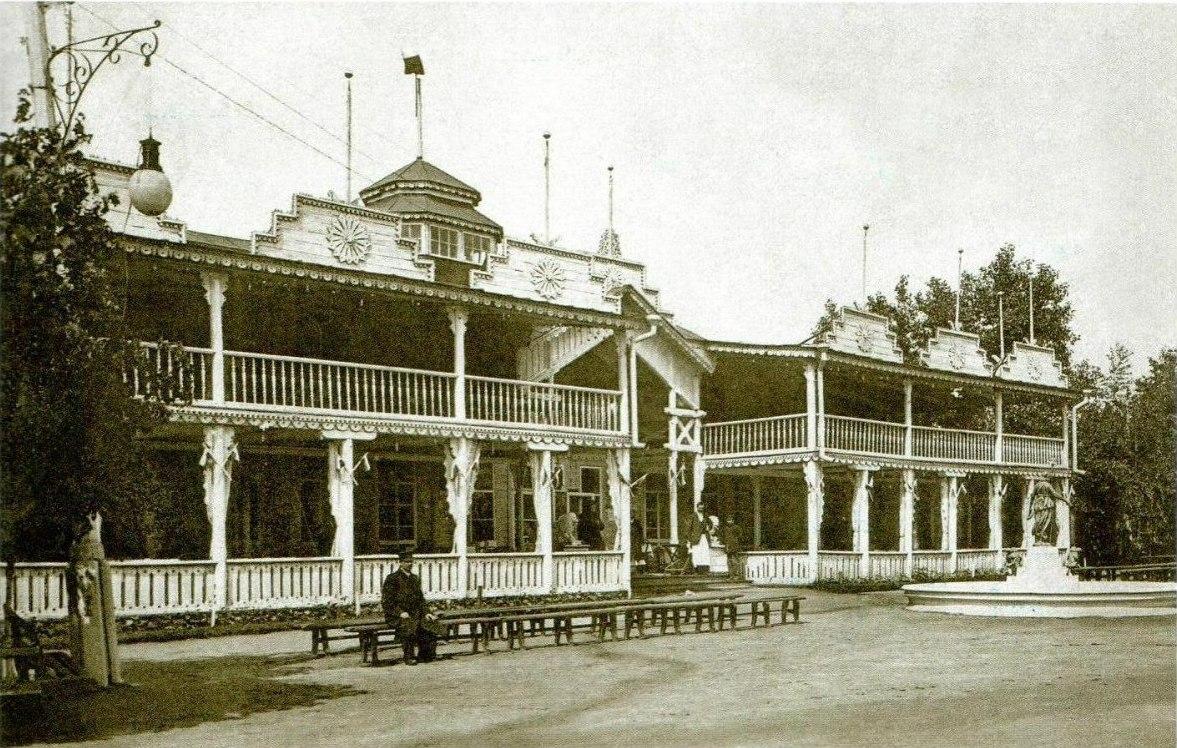 Ресторан Панаева