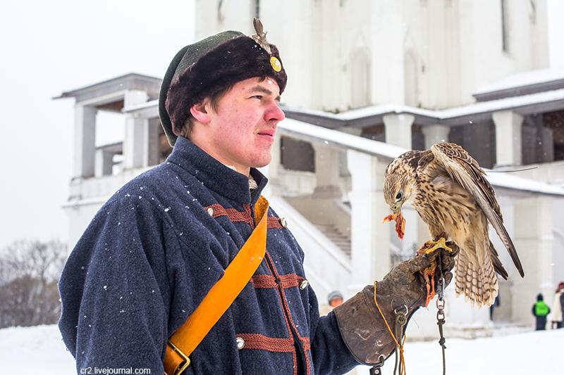 Царские традиции снова в Москве
