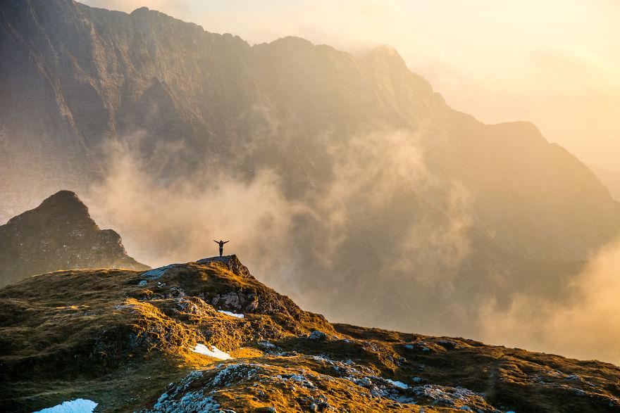 Словения на снимках Вероники и Джернея Кравос
