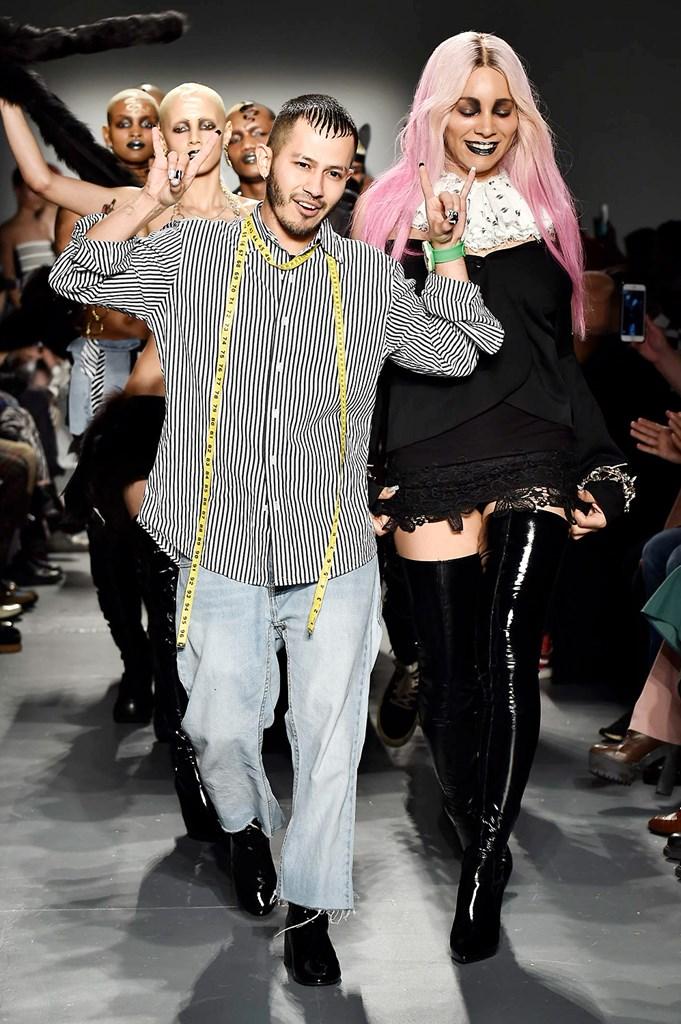 Коллекция Gypsy Sport на Неделе моды в Нью-Йорке