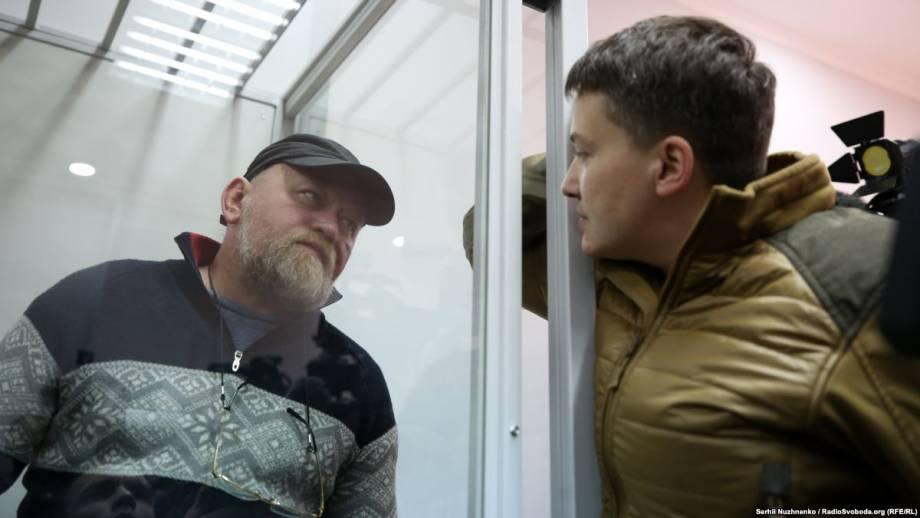 Ваша Свобода | Кто жертва «дела Савченко»: она или Украина?