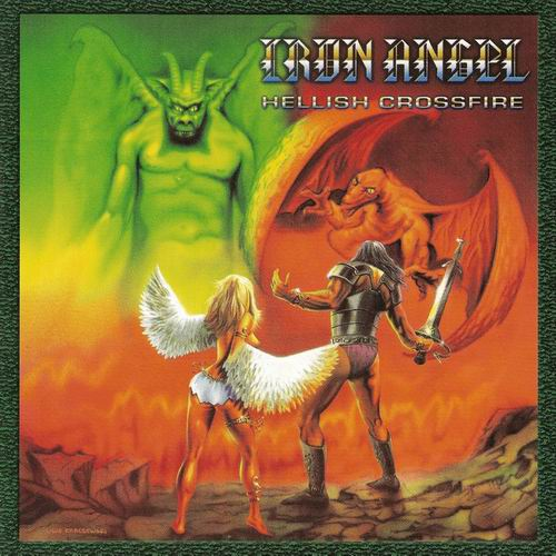Iron Angel - Discography (1984-2018)