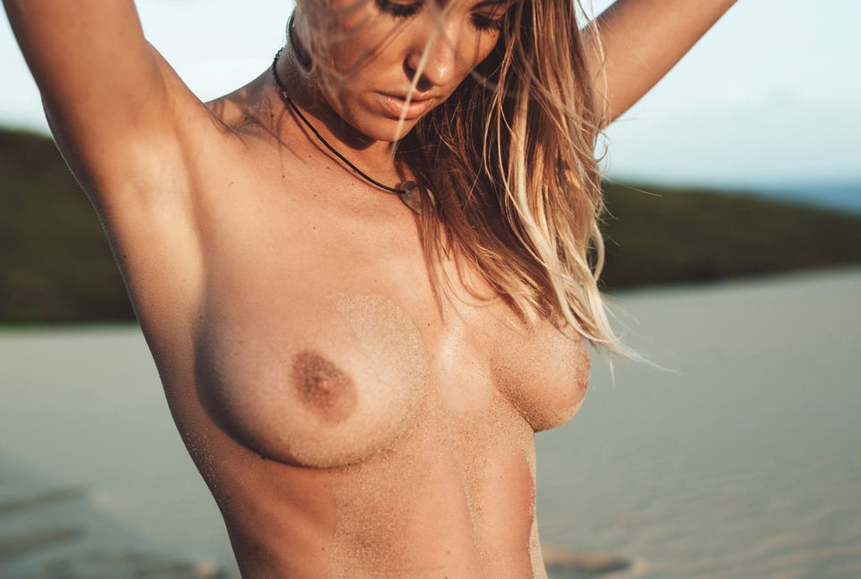 Jade Randall by Cameron Mackie
