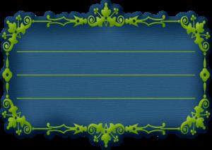 синие карточки