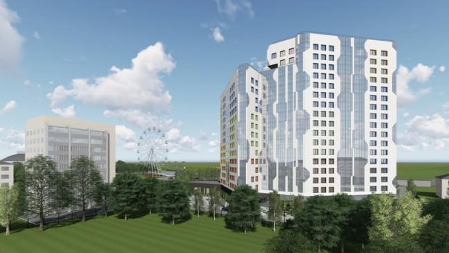 Проект дома на месте ДК «Циолковского» вызвал бурные обсуждения