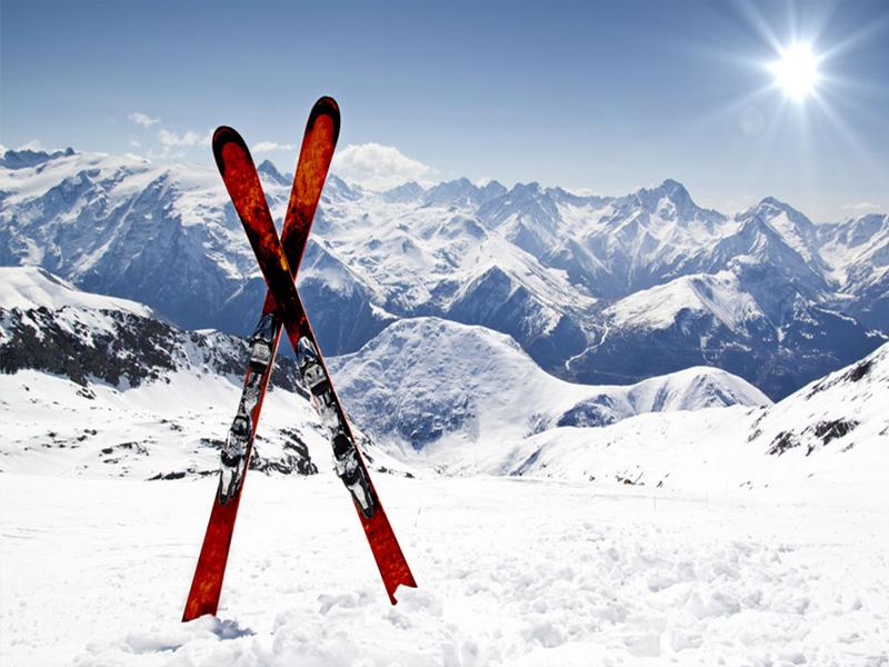 Прокат горных лыж в Тетнулди