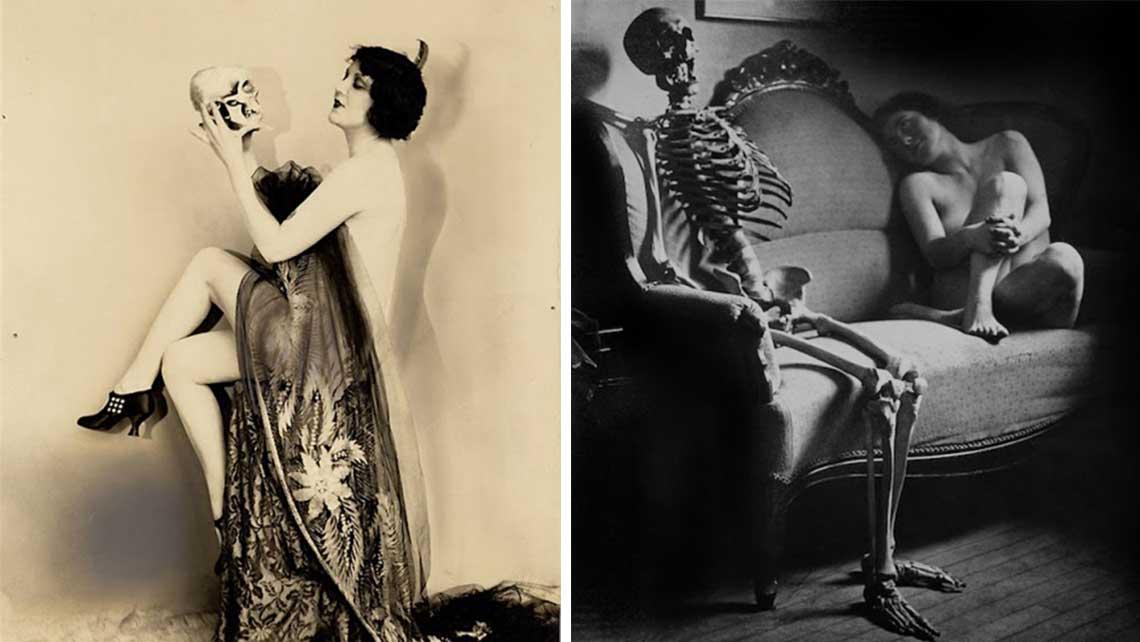 Живой ад: винтажные фотографии, которые могут напугать впечатлительных