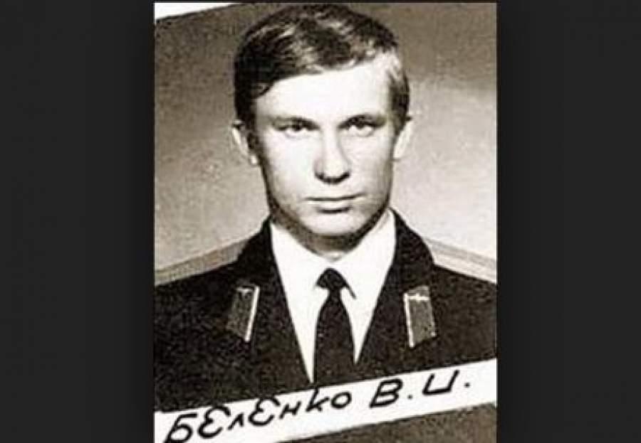 Виктор Беленко   6 сентября 1976 года советский летчик, пилотировавший истребит