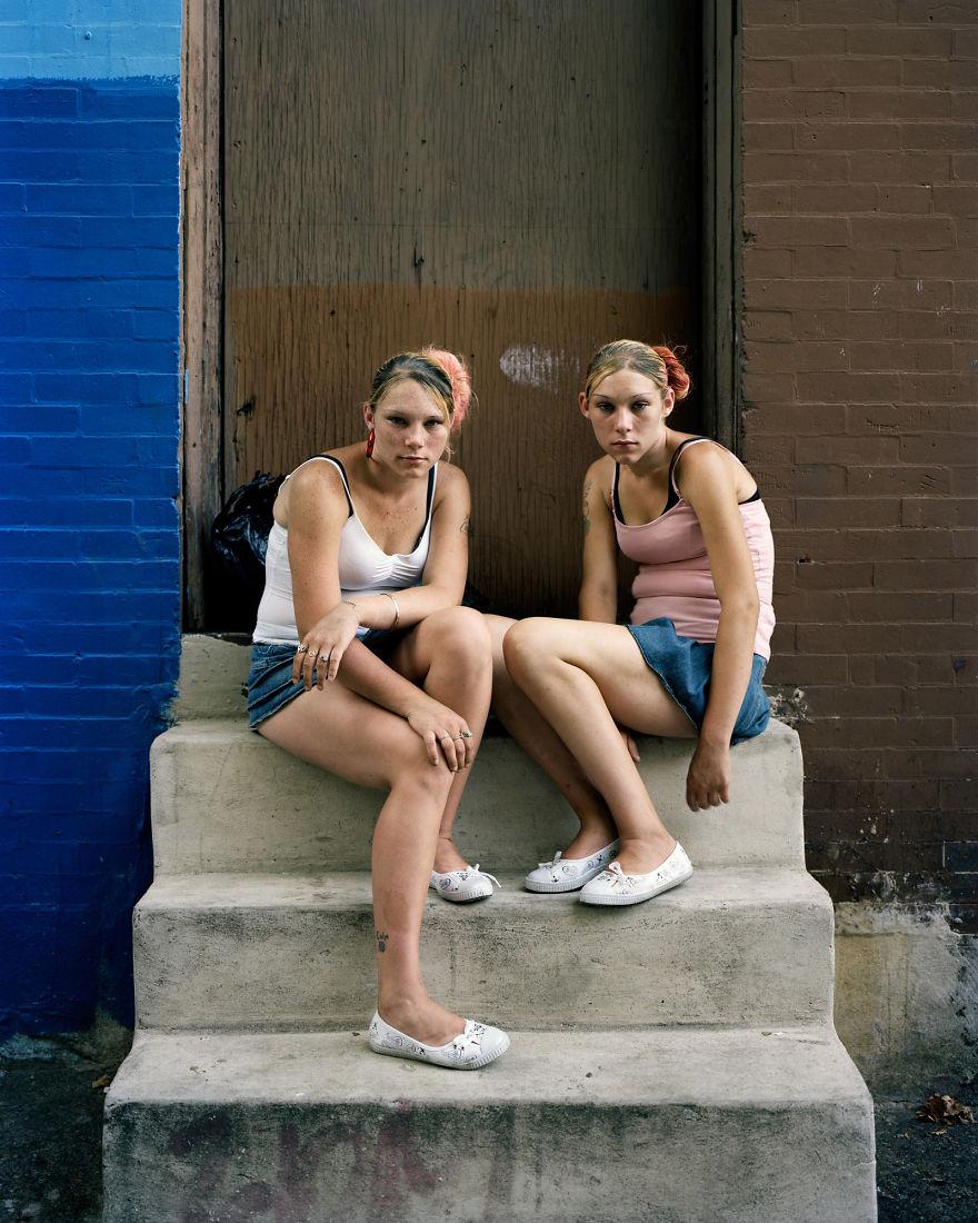 Американская эпидемия наркомании в портретах Джеффри Стокбриджа (15 фото)