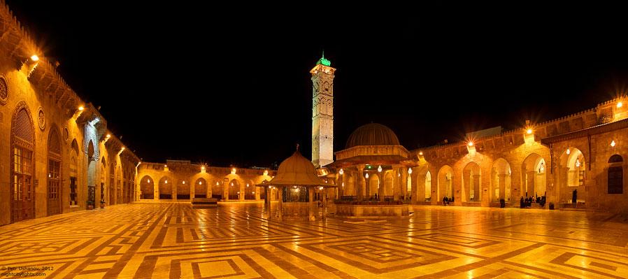 Надеюсь, что в Сирии гражданская война не перерастет во вторую Ливию. Очень хочется еще раз съездить