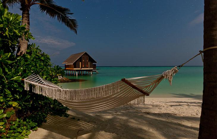 Райский отдых и лучший отель на Мальдивах (39 фото)