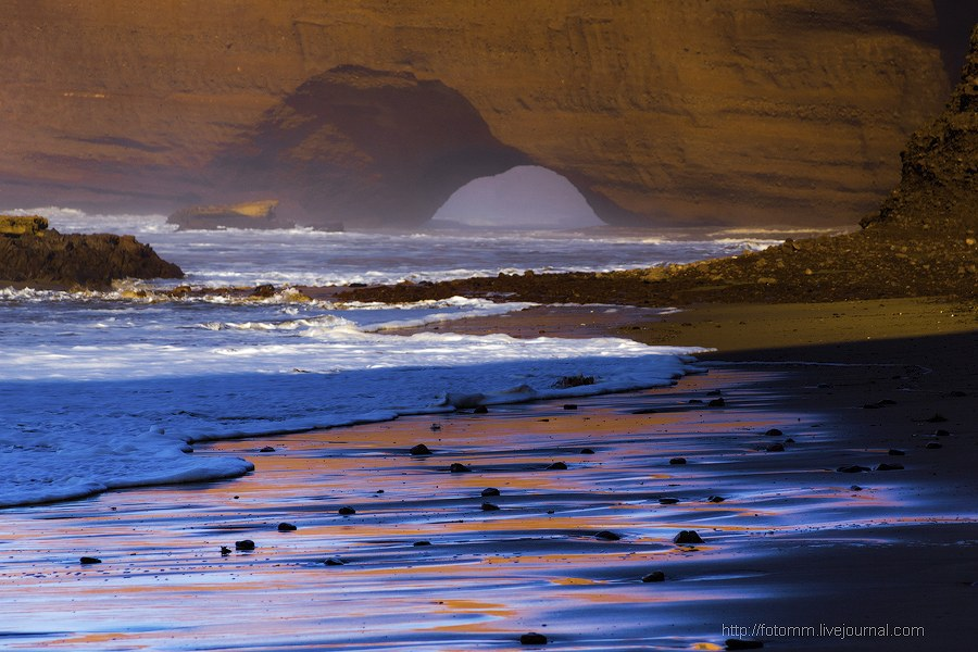 пляж пляжи Марокко что посмотреть камера особенности ощущения юг