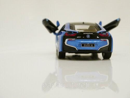 Машинка Kinsmart BMW i8