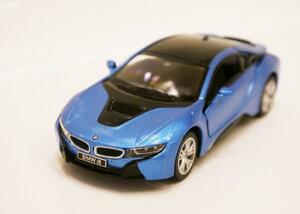 Машинка кинсмарт BMW i8