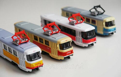 Трамвай Автопарк