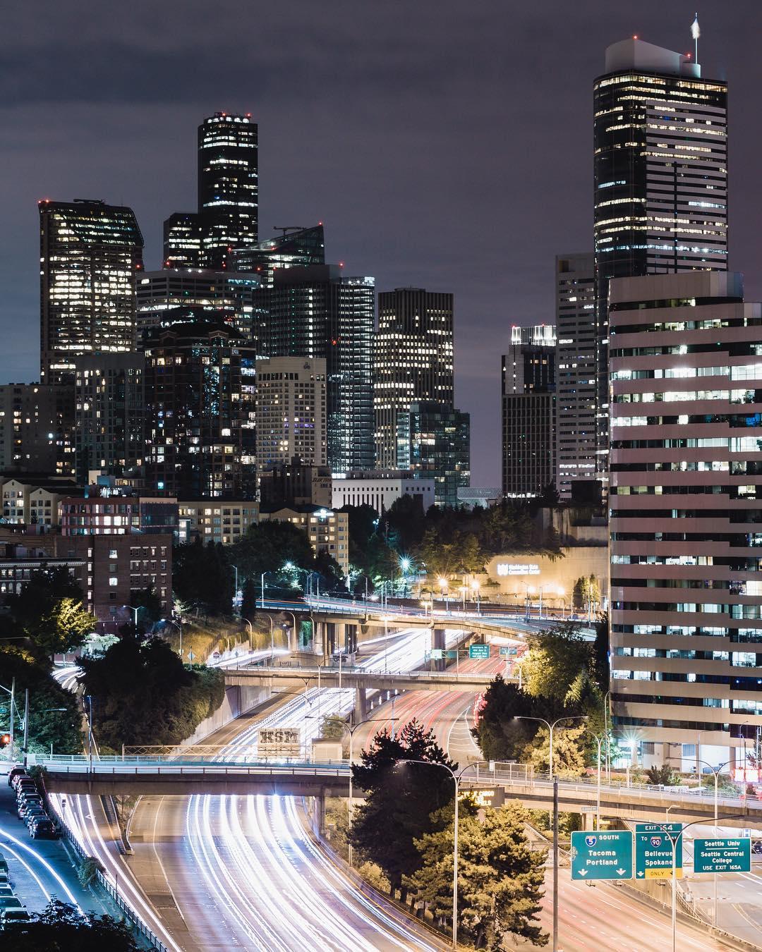 Stunning Snapshots of Seattle