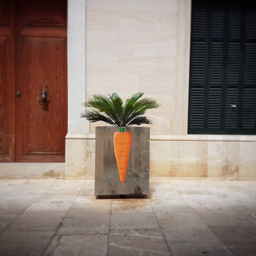 Recent Street Interventions by Oakoak Turn Architectural Details into Visual Puns