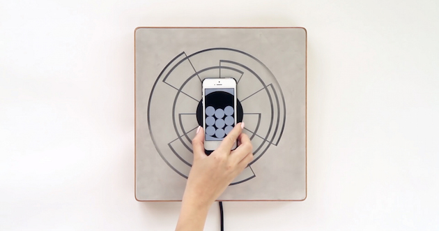 Spira Smartphone Recharging System