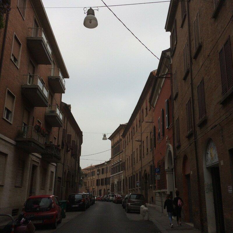 Улицы Феррары