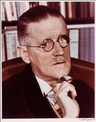 NPG P435; James Joyce