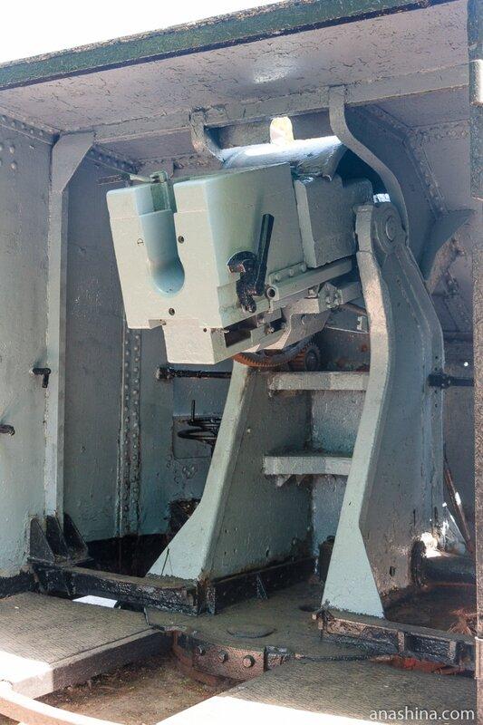 Универсальная морская 85-мм установка 90К, Кронштадт