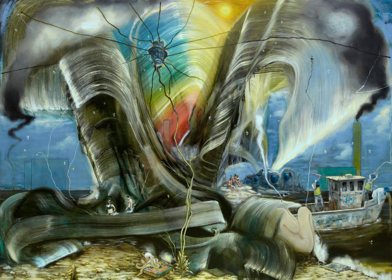 Artist - Nigel Cooke