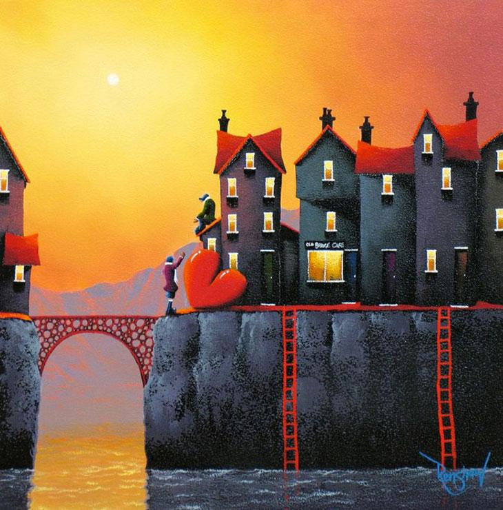 A Northern Romance Series by David Renshaw
