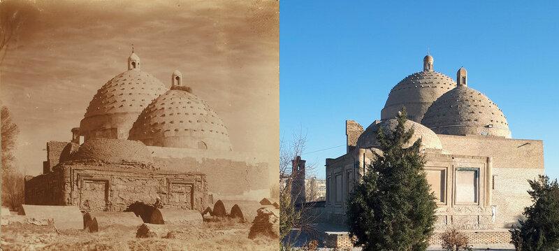 Гробница Баян-Кули-Хан. 1911-2017 годы.jpg