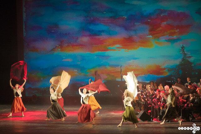 правительственный концерт «Алтайский край – моя судьба» посвященный 80-летию Алтайского края  в Театре драмы имени Шукшина 15 сентября 2017г