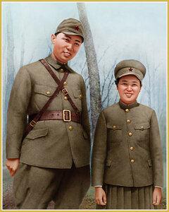 Сегодня в КНДР отмечают 100-летие героини антияпонской войны Ким Чен Сук — жены Ким Ир Сена