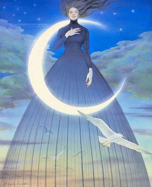 Асако Егучи. Волшебные танцы в сказочную ночь.