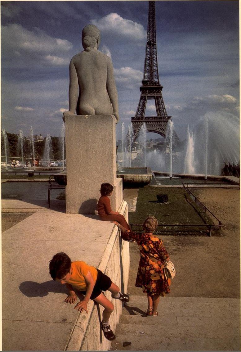 1970. Сады Трокадеро