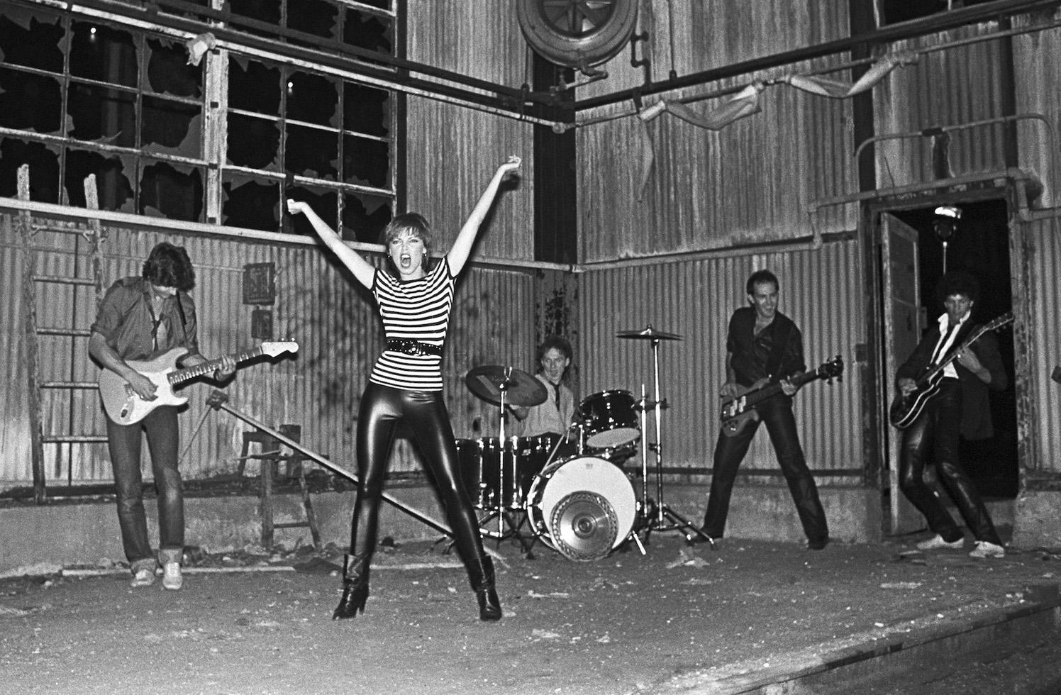 1980. Пэт Бенатар
